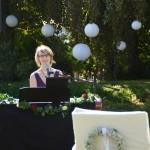Hochzeitssängerin Birte Gäbel