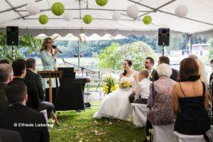 Foto Birte Gäbel - die perfekte Hochzeitsrednerin finden