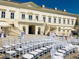 Foto Schlosshof Herrenhausen - Hochzeitslocations in Niedersachsen