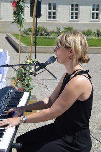 Tagesablauf einer Hochzeitsrednerin - Soundcheck