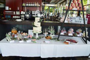 Foto Candybar Hochzeitstrends 2019