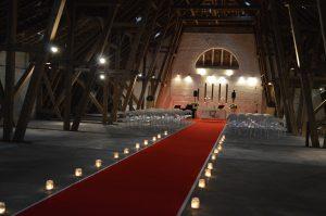 Foto Einzug zur Hochzeit