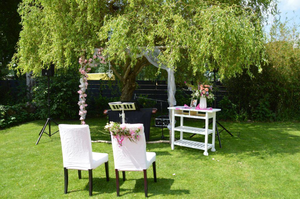Foto Garenhochzeit - nachhaltig heiraten
